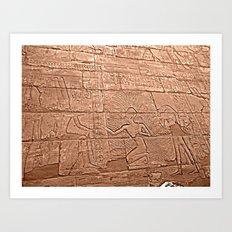 faraone Art Print