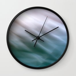 Flow VI Wall Clock