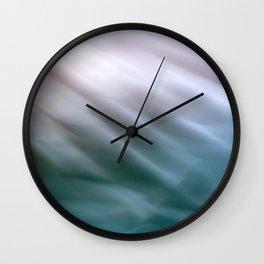 Flow VI Wall Clock