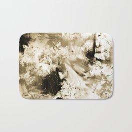 Vintage Abstract Bath Mat