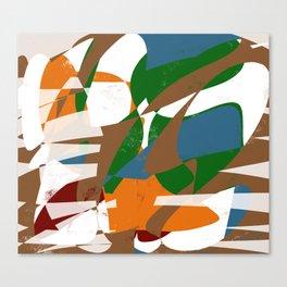 Winterbreak vol 1 - Abstract Throw Pillow / Wall Art / Home Decor Canvas Print