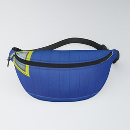 Being Blue Fanny Pack