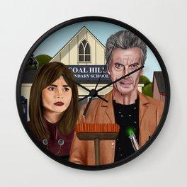 Twelfth & Clara Wall Clock