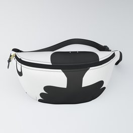 Chinese Year Of The Snake Fanny Pack