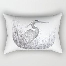 Heron Rectangular Pillow