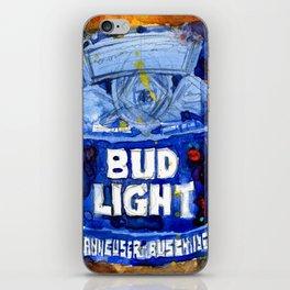 Bud Light - Budwiser American Beer iPhone Skin