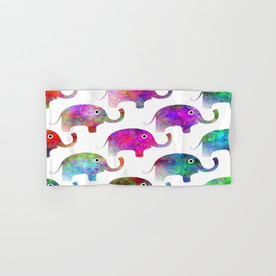 Elephant Parade Hand & Bath Towel