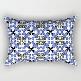 Fleur dis tile Rectangular Pillow