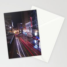 Tunnels and Trails Stationery Cards