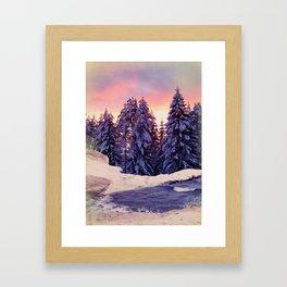 remix Framed Art Print
