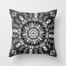 UntitledM Throw Pillow