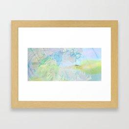 El Gallo Ralph (version dos) Framed Art Print