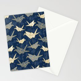 Sadako's Good Luck Cranes Stationery Cards