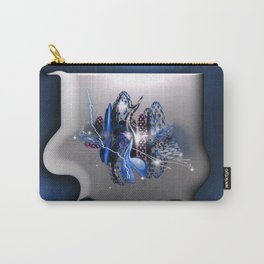 Cinad'or bleu Carry-All Pouch