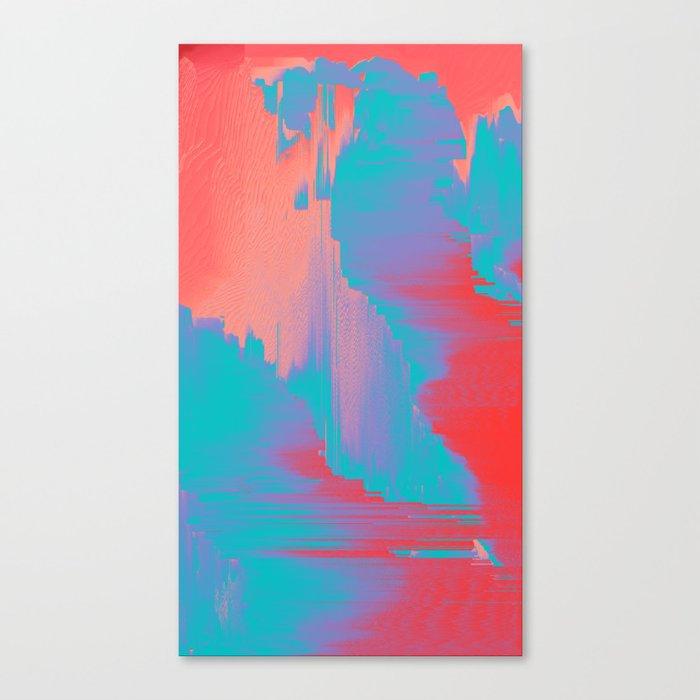 Hell of a Season Canvas Print