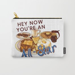 Hey Now, You're an All Star Carry-All Pouch