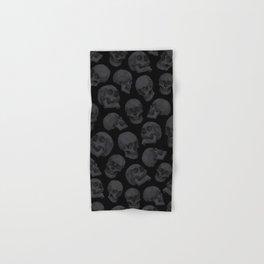 Skulls Hand & Bath Towel