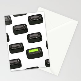 Hospital Pager - Stat Stationery Cards