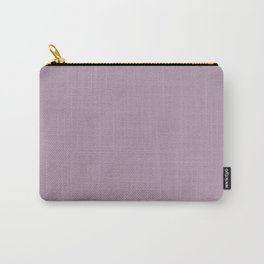 Lilac Luster - solid color Carry-All Pouch