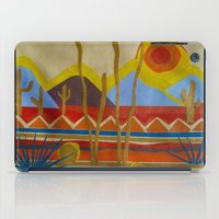 desert iPad Cases featuring Desert by Abundance