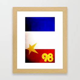 France World Cup Framed Art Print