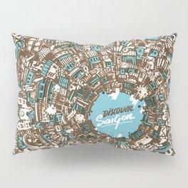 Saigon Discover Pillow Sham
