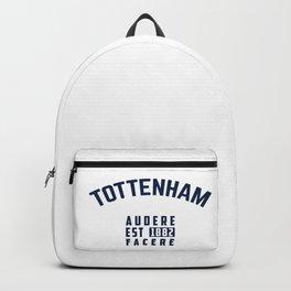 Tottenham - Spurs - Hotspurs - Premier League - Champions league - Soccer T-Shirt Backpack