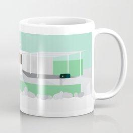 Mid Century Modern House 11: Palm Springs Architecture: Desert Style: Wexler Coffee Mug
