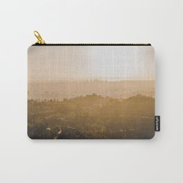 Golden Hour - Los Angeles, California Carry-All Pouch