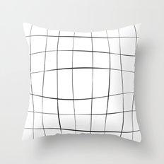 wo Throw Pillow