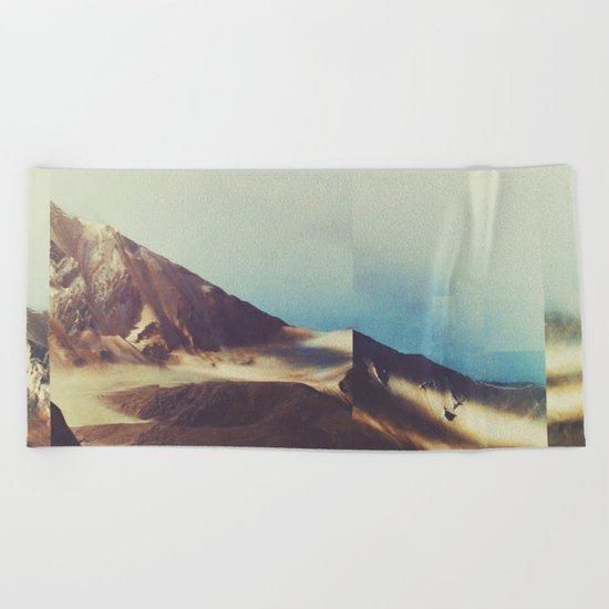 Fractions A30 Beach Towel