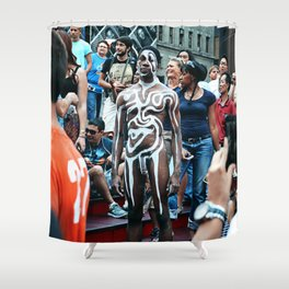 You're Telling Me! Shower Curtain