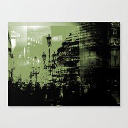 1st arrondissement Canvas Print