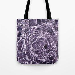 Violaceous Soul Tote Bag