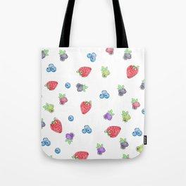 Country Berries Tote Bag