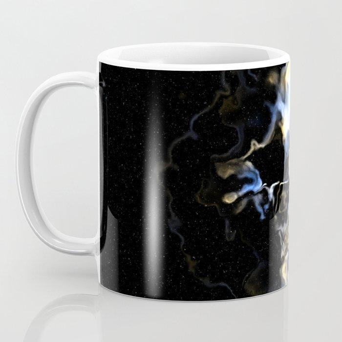 Ghostly Nebulae Coffee Mug