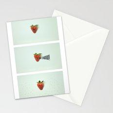 Strawberry Sneeze Stationery Cards