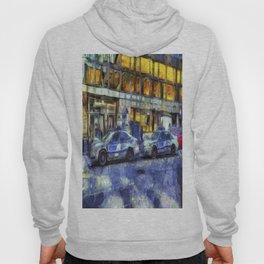 New York police Department Van Gogh Hoody