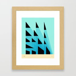 Perspectives (3) Framed Art Print