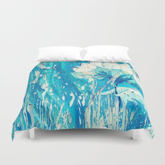 Old Wood 01 Duvet Cover