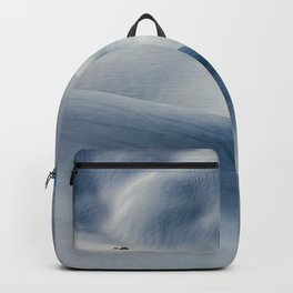 That Old Mountain Home Photographic Winter Landscape Backpack