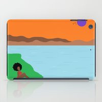 indie iPad Cases featuring West Indie  by Akujixxv
