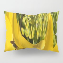 494 -Abstract Flower Design Pillow Sham