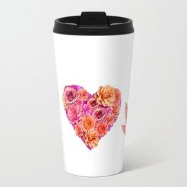 i Heart Pot Leaf Travel Mug