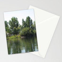 Williamson River, Oregon Stationery Cards