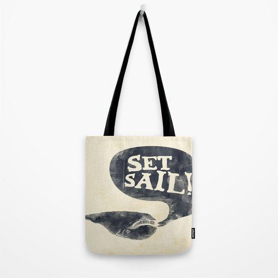 Set Sail! Tote Bag