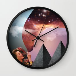 creation of... Wall Clock