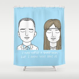 F & J Shower Curtain