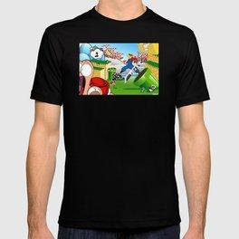 WHAT IF ..aka mushroom kingdom. T-shirt