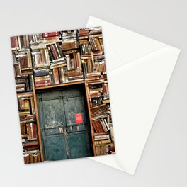 bookstore in Italy Stationery Cards